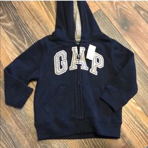 New Gap 2T hoodie